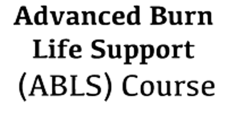 2019 Advanced Burn Life Support Course tickets