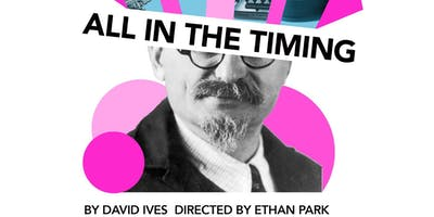 all in the timing david 18092018 brevard college theatre presents 'all in the timing' by david ives, sept 27-30 posted on september 18, 2018 september 17, 2018 — community bulletin.