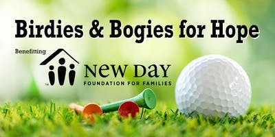 Birdies and Bogies for Hope benefitting New Day Foundation