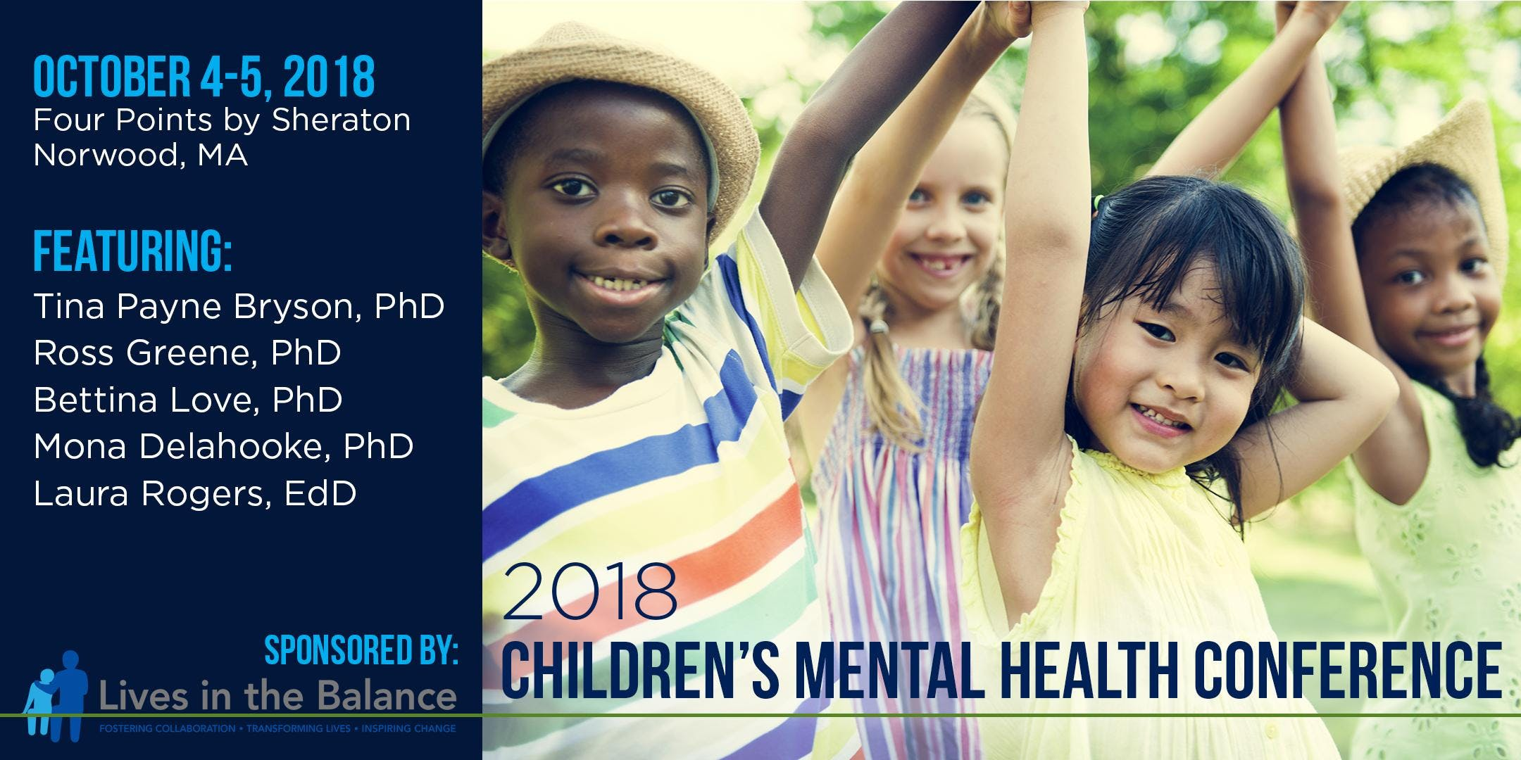Children's Mental Health Conference ~ October
