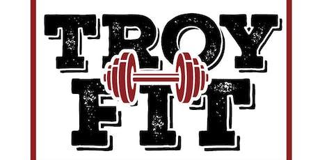 Troyfit 4 season training method Bootcamp - Jumpstart your weekend!! tickets