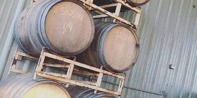 Barrel Aged Sidewinder Saison Release