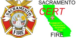 Sacramento Fire Community Emergency Response Team...