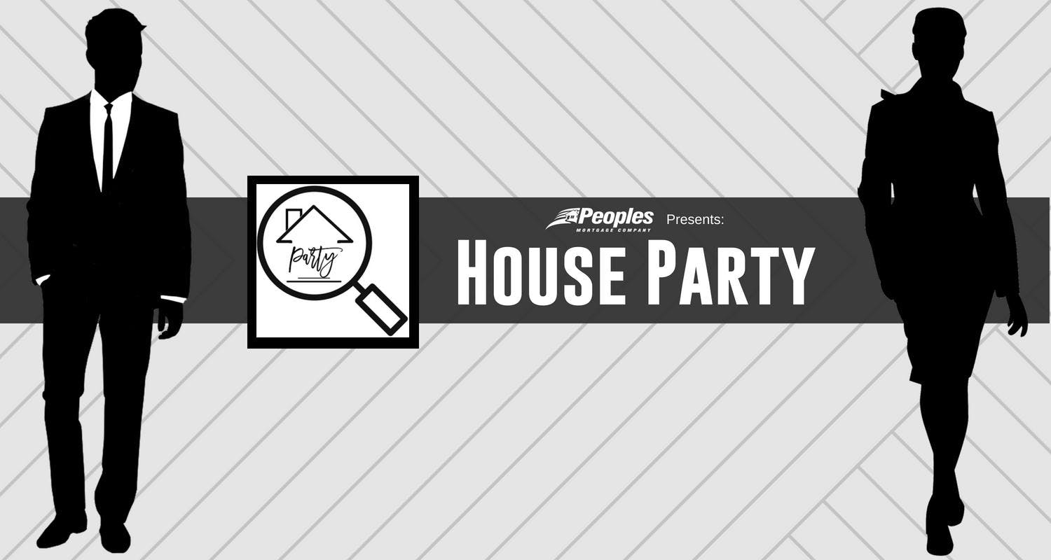 MYSTERY House Party