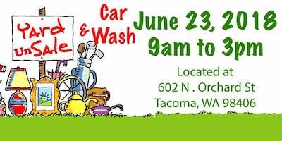 Yard Unsale & Car Wash