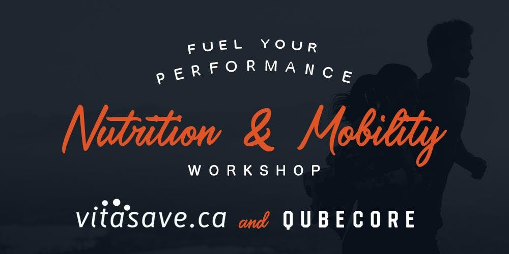 Fuel Your Performance: Nutrition & Mobility Workshop