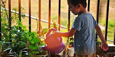 Gardening for Children (session 1 - 10:30am-12noon)