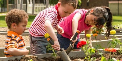 Gardening for Children (session 2 - 12:30pm-2pm)