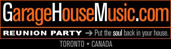 Garage House Music 20 Year Reunion Party (RSV