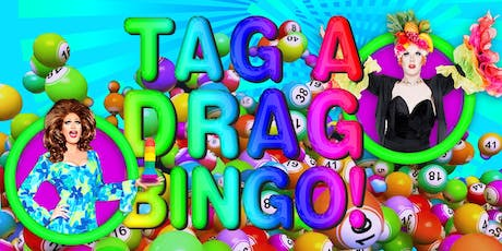Tag a Drag Bingo tickets