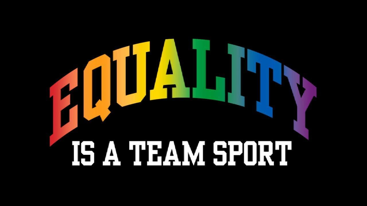 Equality is a Team Sport: Pride Month Lunch w