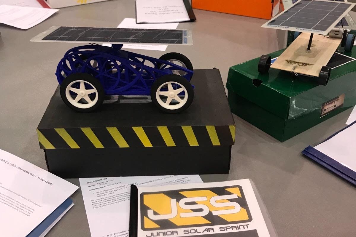 STEM/TSA Boot Workshop for Kids_Open to the P