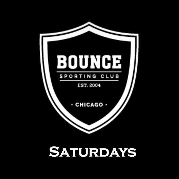 Bounce Saturdays at Bounce Sporting Club Free
