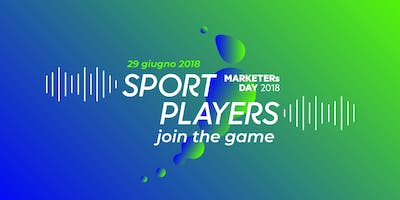MARKETERs Day - Sport Players: Join The Game