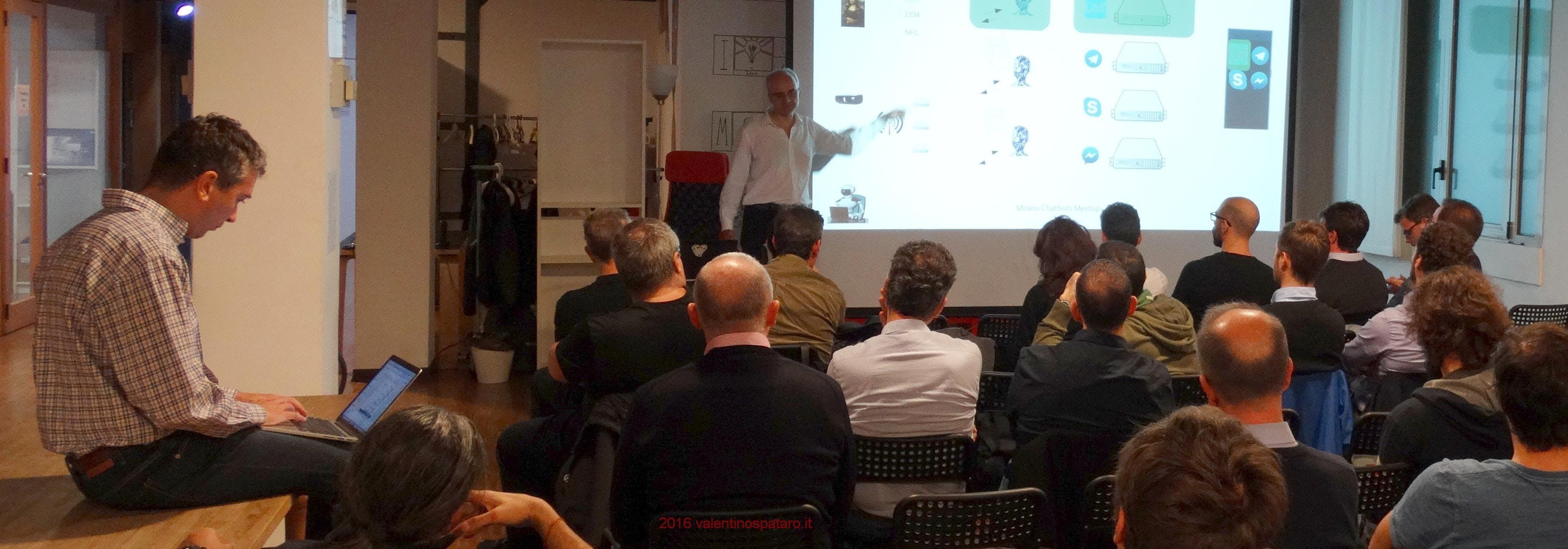 Workshop: Come parlare in pubblico