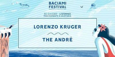 Lorenzo Kruger + The André • Baciami Festival 2018