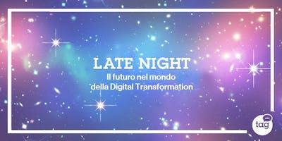 Il futuro nel mondo della Digital Transformation | Roma | 21 giugno