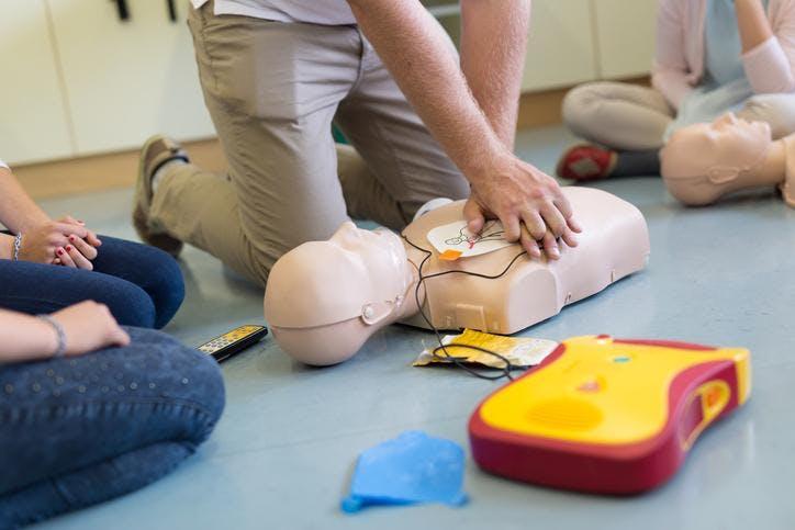 Herhalingstraining AED