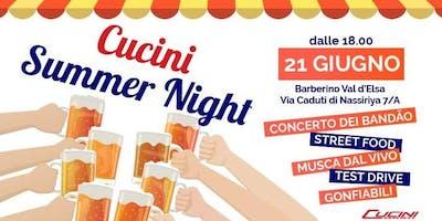 Cucini Summer Night