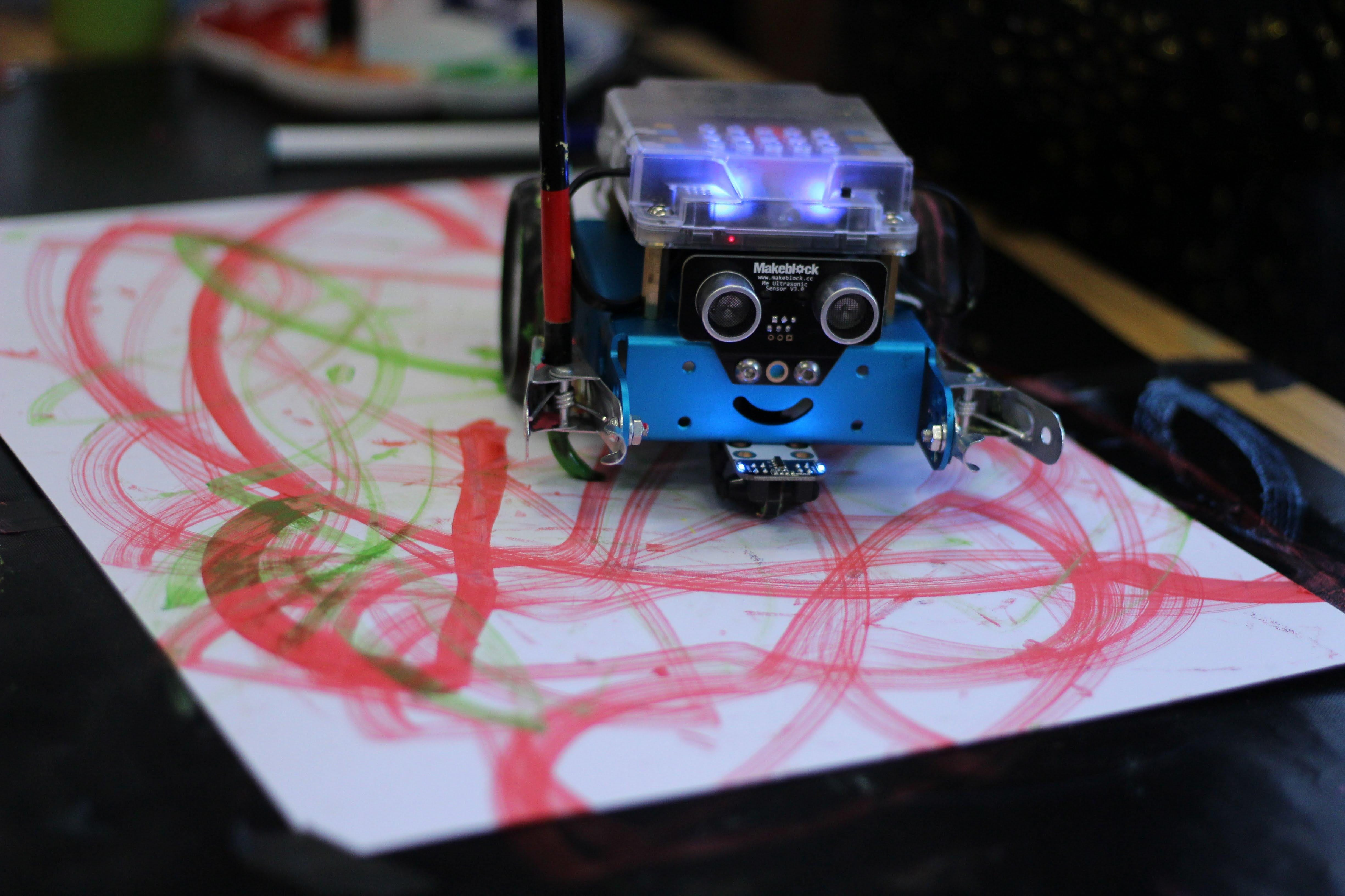 Mission to Mars!  Robotics, Coding & Engineer