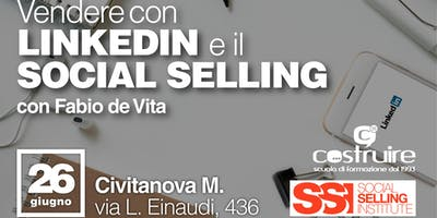 Workshop VENDERE con LinkedIn e il Social Selling