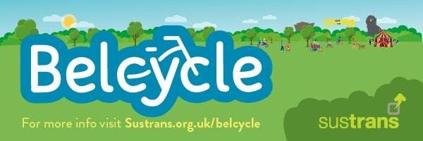 Belcycle - Family Friendly Festival cycle training