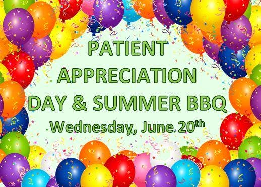 Summer BBQ & Patient Appreciation Day
