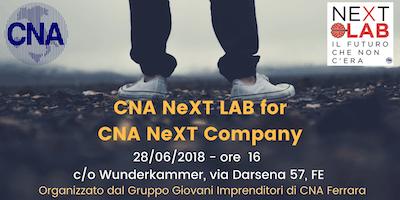 CNA NeXT LAB for CNA NeXT Company