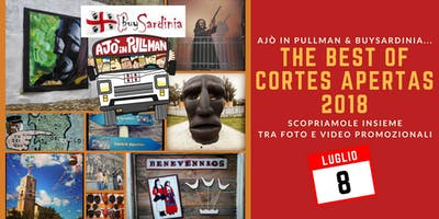 BUYSARDINIA E AJO' IN PULLMAN - THE BEST OF CORTES APERTAS