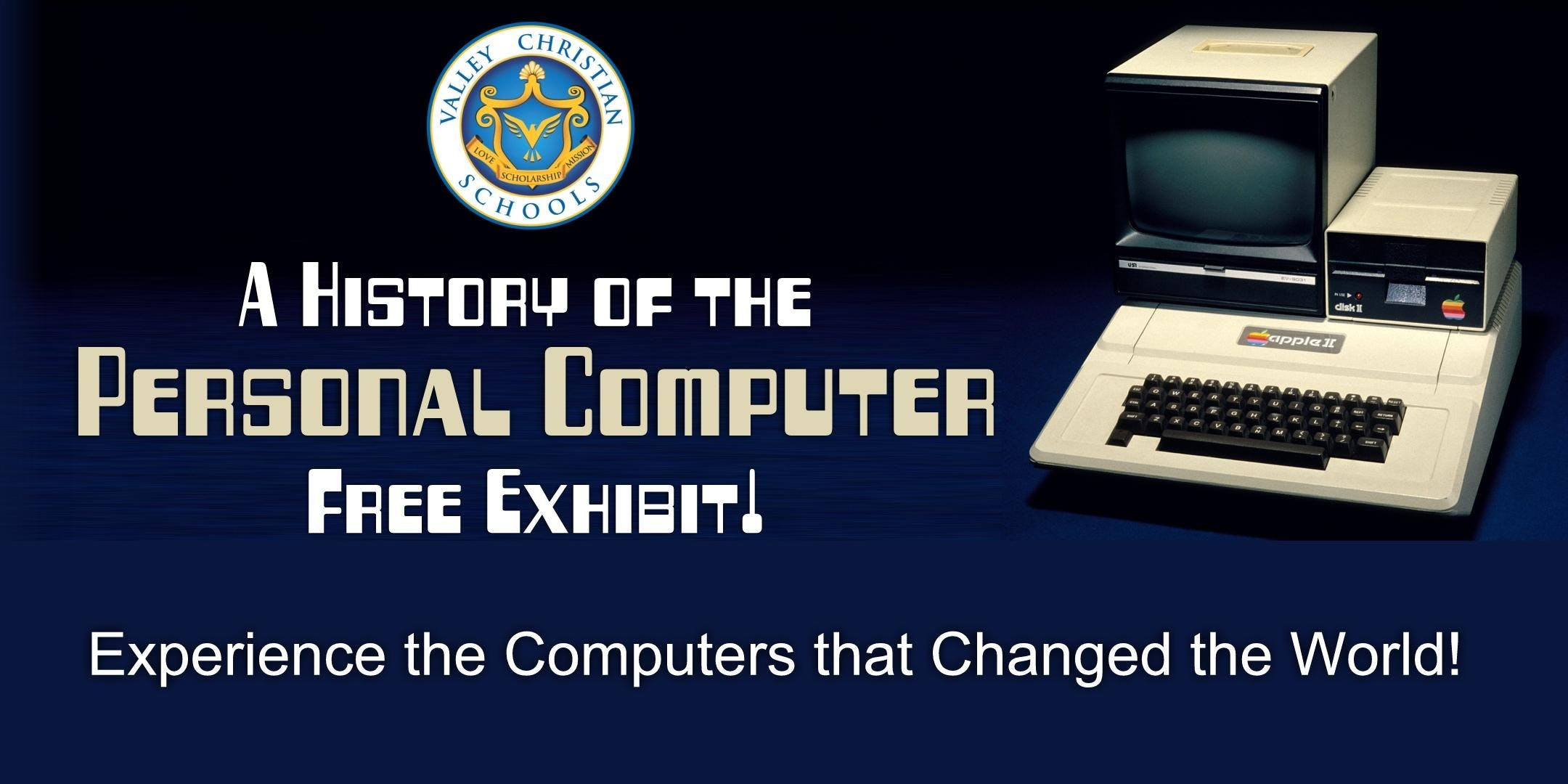 A History of the Personal Computer Free Exhibit