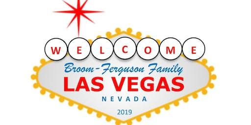 2019 Broom-Ferguson Family Reunion Registration