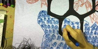 T-Shirt ed Arte + Shopper