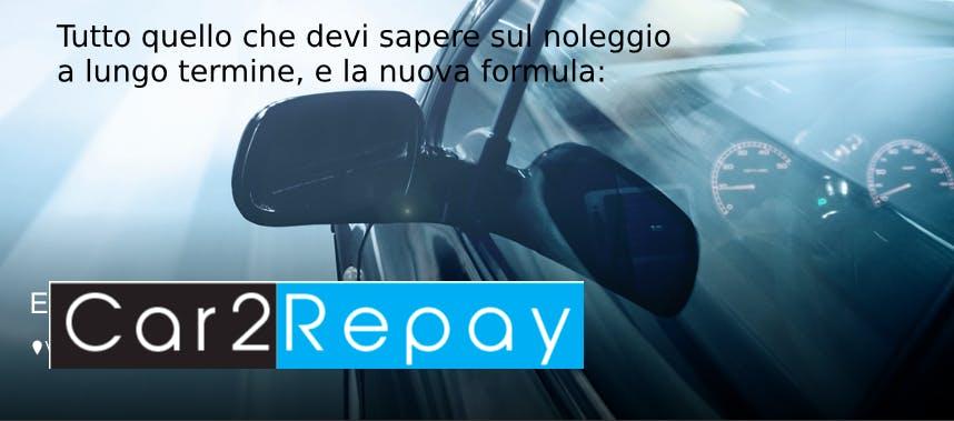 La nuova formula Car2Repay® e la svolta epoca