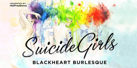 SuicideGirls: Blackheart Burlesque Fall 2019 tickets