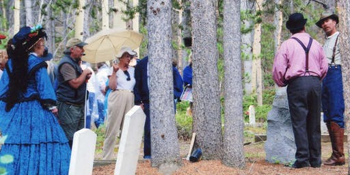 Gilpin Historical Society 31st Annual Cemetery Crawl