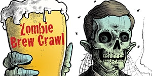 Zombie Brew Crawl - Oct. 20, 2018