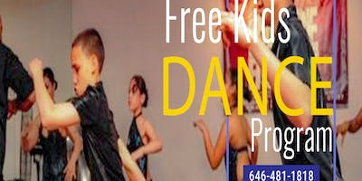Get kids off the Street Dance Classes-(9/18-6/19)