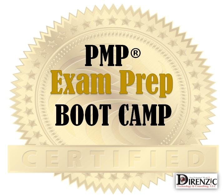 Project Management Professional (PMP)® Certification Exam Prep Bootcamp