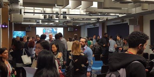 UXhibition 3 - Founders Meet Designers