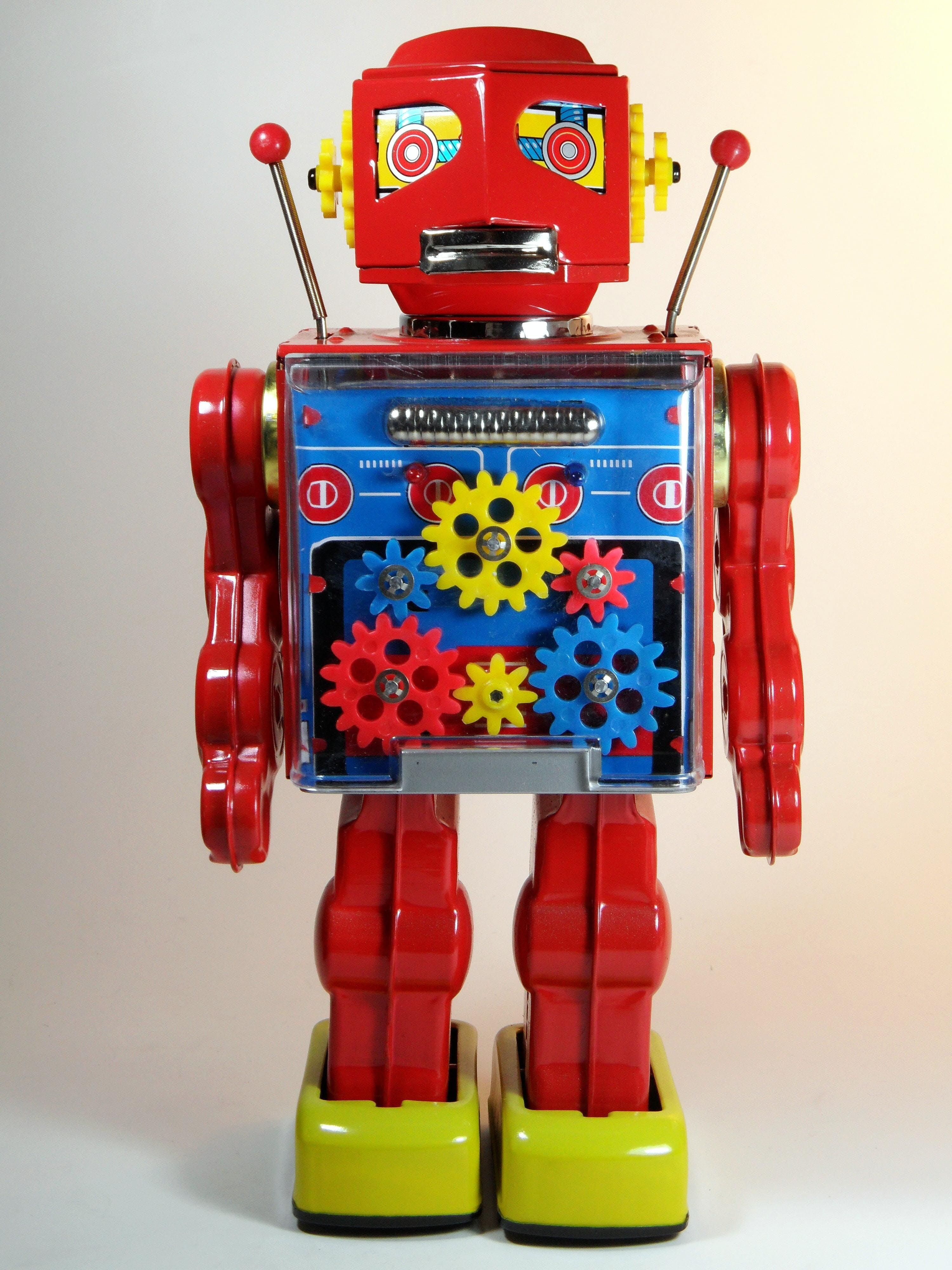 Il tempo dei robot: summer camp per bambine e