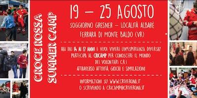 Croce Rossa Summer Camp