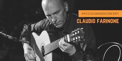 Piccoli Grandi Concerti - Claudio Farinone
