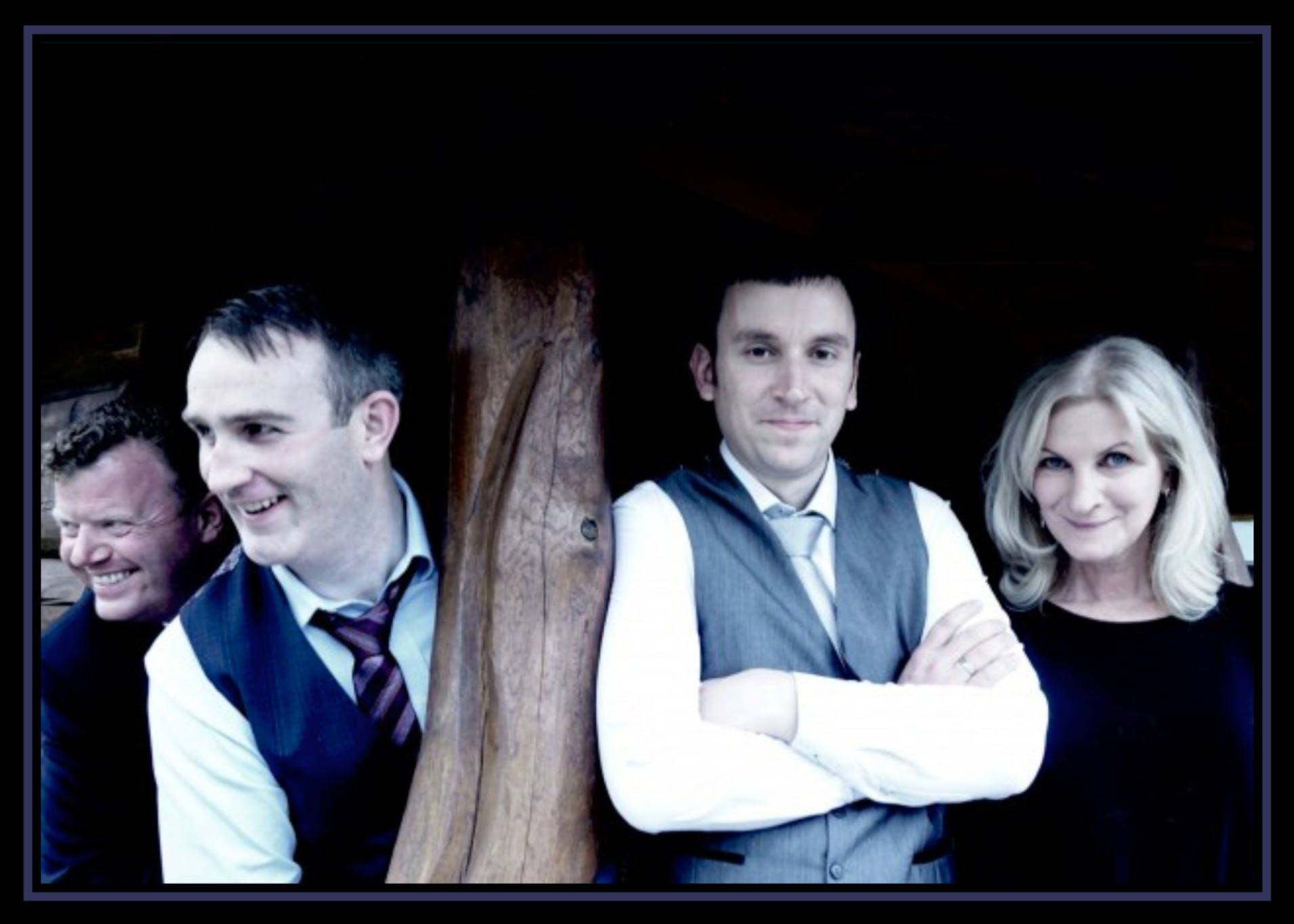Eleanor Shanley & the Garadice Band at Thatch Marquee Fleadh Cheoil Fest