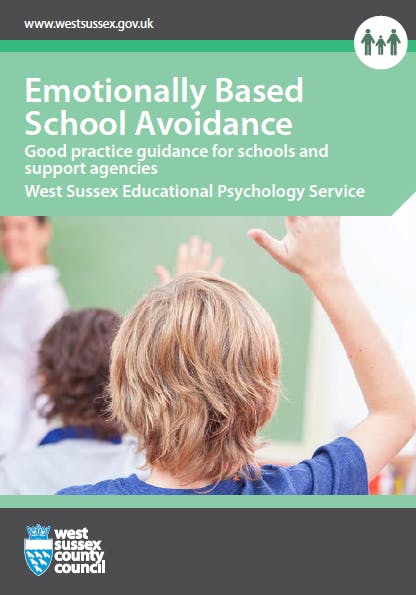 Emotionally Based School Avoidance Practitioner Training - Mid Sussex