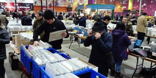 Leeds Record & Book Fair (free admission) 10am-4pm