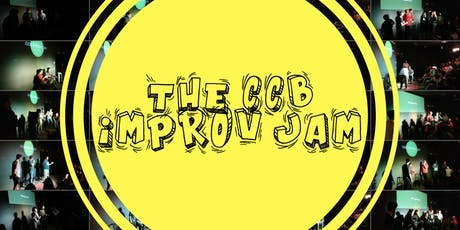 The CCB Improv Jam Tickets