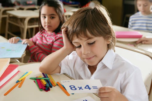 Interventions to improve mathematical achieve