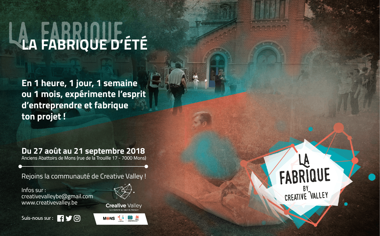 La Fabrique d'été - Workshop - Co-constructio