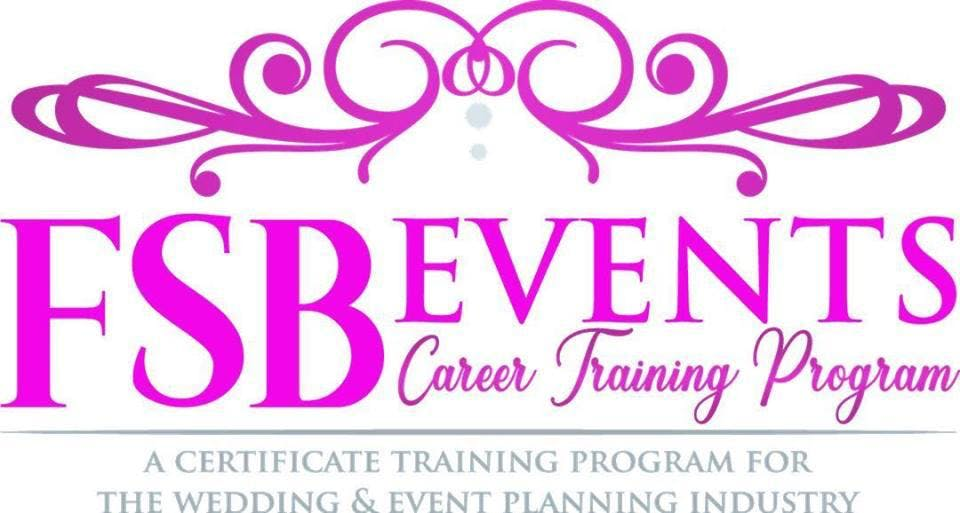 Atlanta Wedding & Event Planning Certificate class - 11 OCT 2018