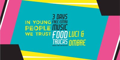 In Young People We Trust - Luci & Ombre 2018